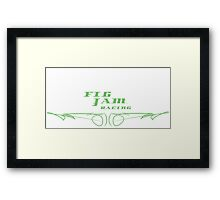 fig jams bantam Framed Print