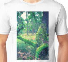 oak with moss Unisex T-Shirt