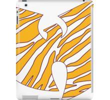 Washington Wu-Baz iPad Case/Skin