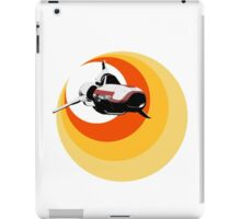 Turbo Boost iPad Case/Skin