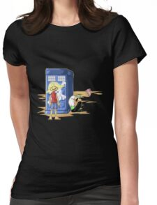 Doctor Who - A New Going Merry T-shirts Womens Fitted T-Shirt
