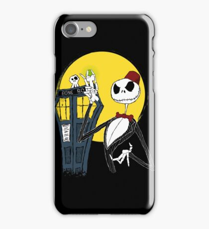 Doctor Who - Boneties Are Cool T-shirts iPhone Case/Skin