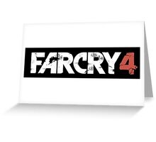 Far Cry 4 Greeting Card