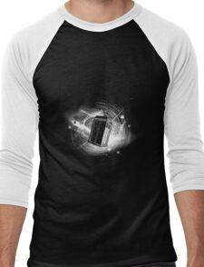 Doctor Who - Time Travel T-shirts Men's Baseball ¾ T-Shirt