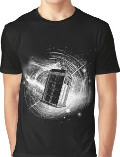 Doctor Who - Time Travel T-shirts Graphic T-Shirt