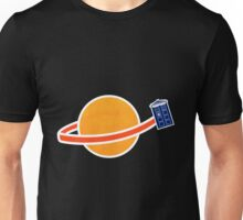 Doctor Who - Travelling Thorugh Space T-shirts Unisex T-Shirt
