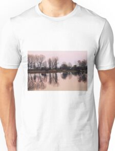 reflections on the lake Unisex T-Shirt