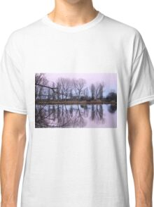 reflections on the lake Classic T-Shirt