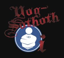Yog-Sothoth (Crazy) I by Robyn California