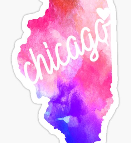 Chicago Sticker