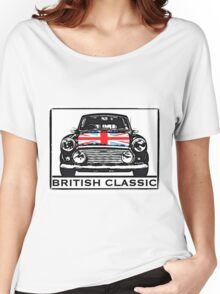 British Classic Women's Relaxed Fit T-Shirt