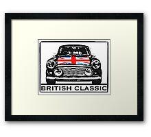 British Classic Framed Print