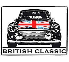 British Classic Photographic Print