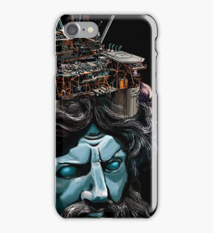 Poseidon's Crown iPhone Case/Skin