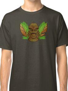 Tiki of the Black Lagoon Classic T-Shirt