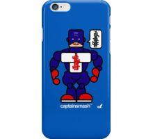 AFR Superheroes #03 - Captain Smash iPhone Case/Skin