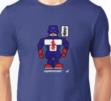 AFR Superheroes #03 - Captain Smash Unisex T-Shirt