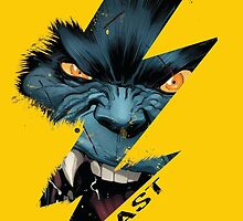 The Beast by Charlie Mancini