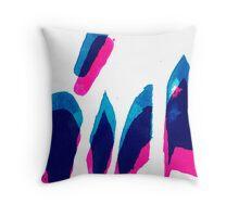 Swear - D^&k Throw Pillow