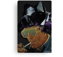Crystal Dude  Canvas Print