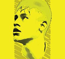 World Cup Edition - Neymar / Brazil by Milan Vuckovic