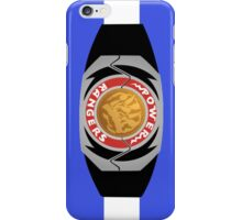 Blue Morpher Iphone Case iPhone Case/Skin