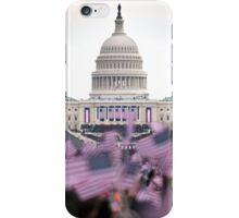United States Presidential Inauguration iPhone Case/Skin