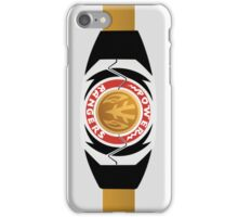 White Morpher Iphone Case iPhone Case/Skin