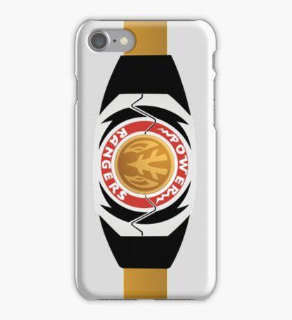 White Morpher Iphone Case iPhone Case/Skin