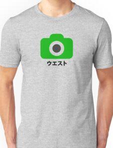 Style Japan Camera T-Shirt Unisex T-Shirt