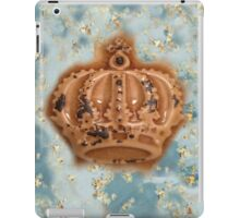 Gold Crown  iPad Case/Skin