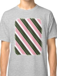 Pink Roses in Anzures 3 Stripes 5D Classic T-Shirt
