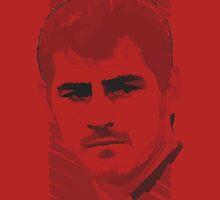 World Cup Edition - Iker Casillas / Spain by Milan Vuckovic
