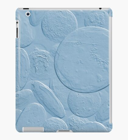 abstract background stones for texture iPad Case/Skin