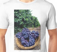 Grape Vineyard  Unisex T-Shirt