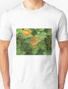Peacock Pansy T-Shirt