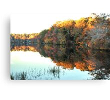 Lakeside, South County Canvas Print