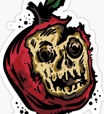 Bad Apple Sticker