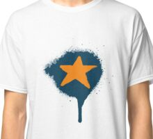 Lazy Stars - Blueberry ->> Tangerine  Classic T-Shirt