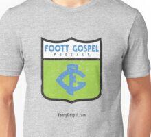 1980s VFL style logo Unisex T-Shirt