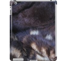 animal fur iPad Case/Skin