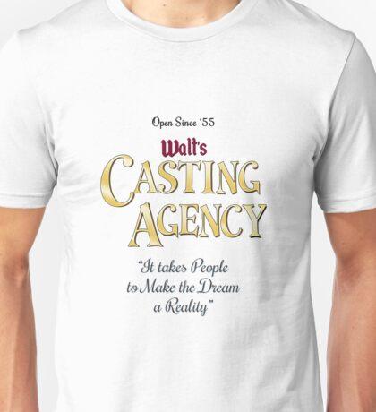 Walt's Casting Agency Unisex T-Shirt