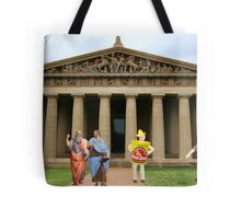 Cut….CUT!!! You're auditioning for the part of PLATO!!!!! Tote Bag