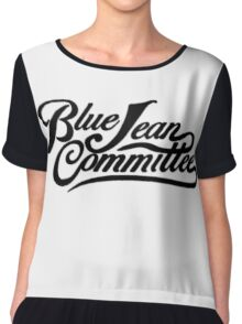The Blue Jean Committee Chiffon Top