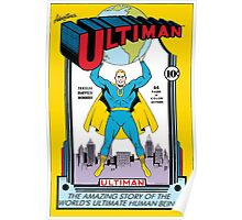 Ultiman Number 1 Poster