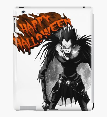 disney,halloween,ryuk iPad Case/Skin