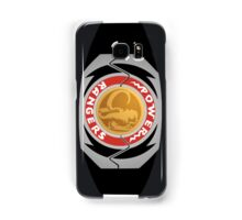 Black Morpher Galaxy Case Samsung Galaxy Case/Skin
