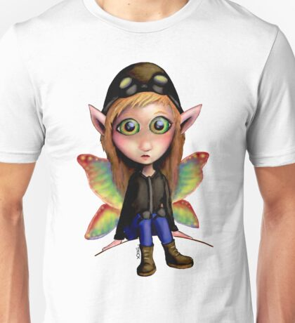 Fairy Aviator Unisex T-Shirt