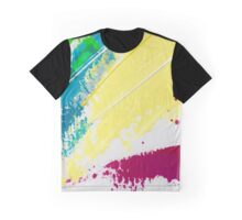 Colour Splash Graphic T-Shirt