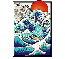 Asian Tides Photographic Print